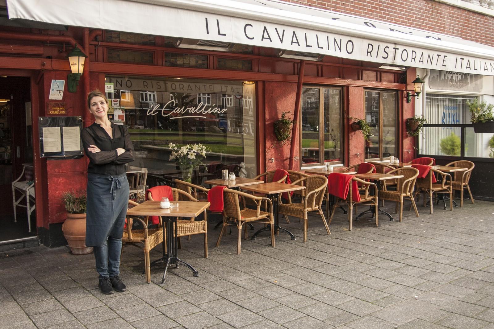 Il-Cavallino-Maasstraat Amsterdam